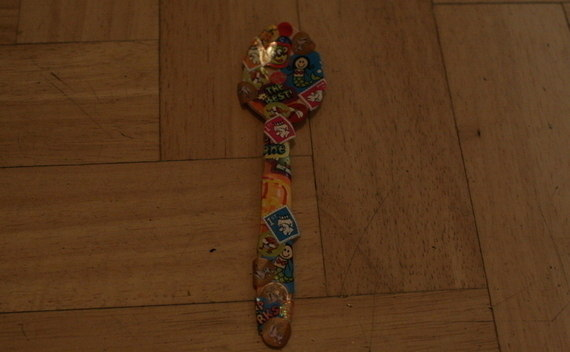 Sticker Spoon
