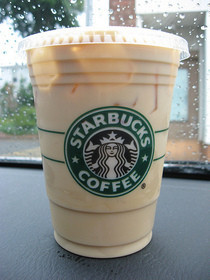 (Starbucks Inspired) Iced Chai Tea Latte <3