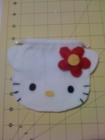 Little Hello Kitty Pouch