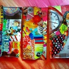 Collage Handbag