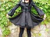 Black Lolita Dress (W/Link)