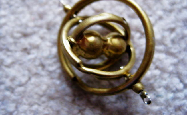 Harry Potter Inspired   Hermione's Time Turner