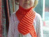 Twinkie Chan Carrot Scarf :)
