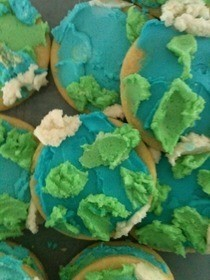 Earth Day Cookies!