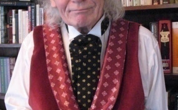 Pre Tied Victorian Cravat