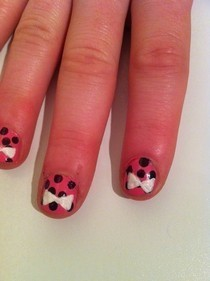 Nails Inspired By Amy Childs (Towie)