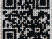 Qr Code Cross Stitch