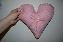 Heart Cushion