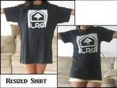 Resized Lrg Shirt