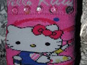 Cute Hello Kitty Camera Sock