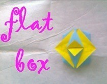 Flat Box