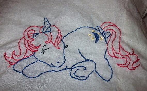 My Little Pony Pillow Cases