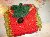 Little Strawberry Purse :)