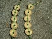 Branch Bead Earrings
