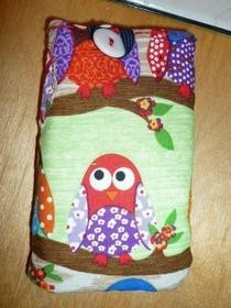 Owly Mobile Purse :)