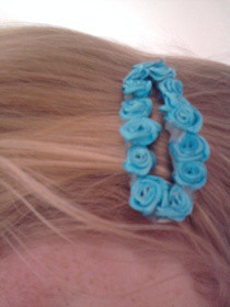 Rose Hairclip