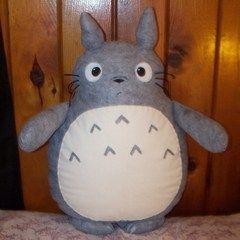 Totoro Plushie!
