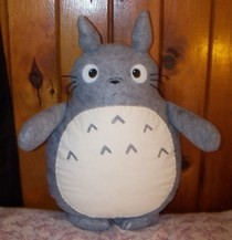 Totoro Plushie!