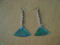 Swingy Cd Earrings