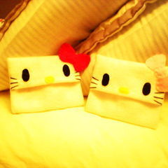 Cute Travelling Tissue Case