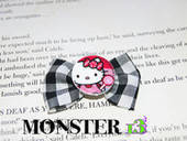 Hello Kitty Hair Bows!