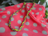 Friendship Bracelet Headband