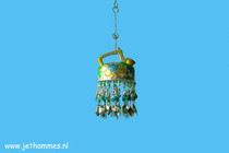 Recyled Wind Kettle Chime