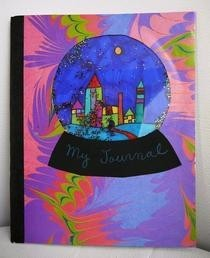 Snow Globe Journal