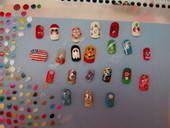 Some More Nail Art!