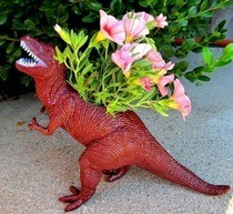 Dinosaur Planter Tutorial