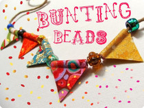 Tiny Bunting Beads