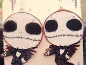 Super Cool Nightmare Before Christmas Earrings