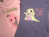 Fun And Cute Cartoon T Shirts