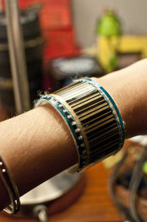 Vintage Film Cuff