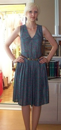 Grandma Dress Update