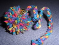 Pom Pom Cat Toy