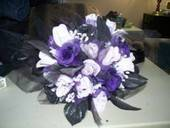Goth Wedding Bouquet