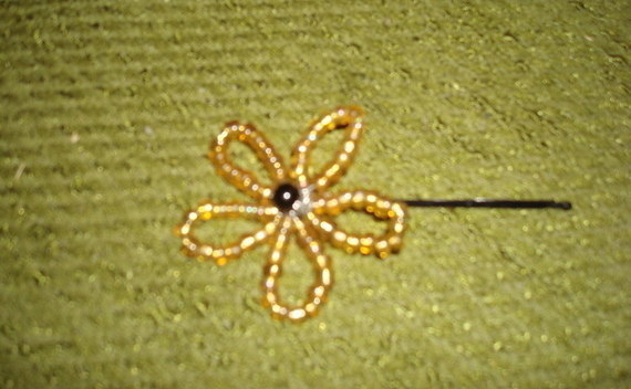 Beaded Flowers