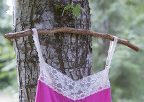 Make A Woodsy Hanger Diy