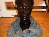 Chain Crochet Scarf