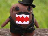 Mr. Fancy Pants Domo