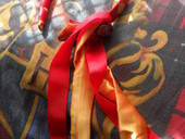 Gryffindor Fan Head Band