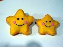 Happy Star iPod Cozy