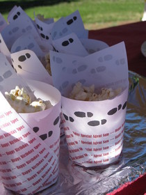 Popcorn Party Cups