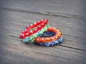 Hippie Rings  Recycled And Super Cool!