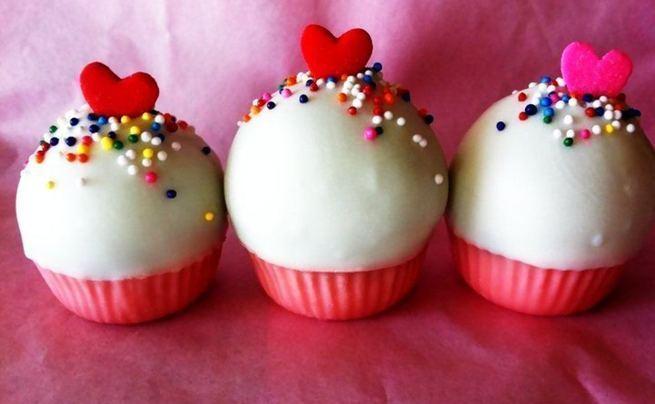 Cupcake Bites :D