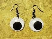 Googly Eye Earrings