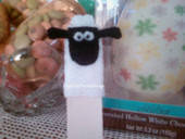 Shaun The Sheep Finger Puppet