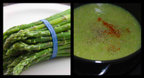 Easy Asparagus Soup