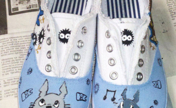 My Neighbor Totoro Shoes